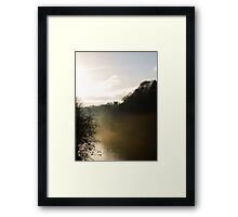 River Wear, Durham Framed Print