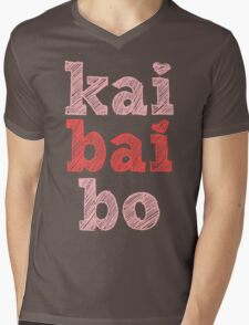 Kai Bai Bo and Hearts T-Shirt