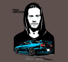 Paul Walker 01 Unisex T-Shirt