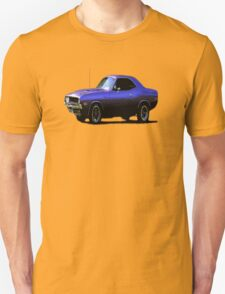 Warped 1970 Dodge Challenger T-Shirt