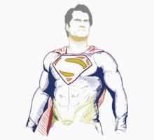 Man of Steel by JosephMang