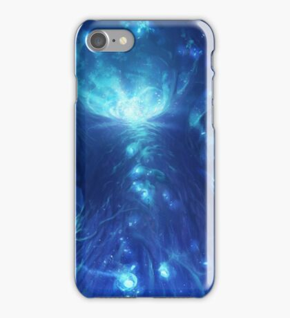 The Blind Tree iPhone Case/Skin