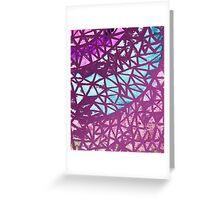 Volume & Image Greeting Card