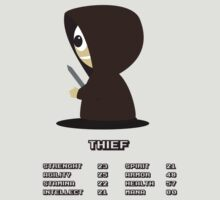 The Thief by jpbertrand