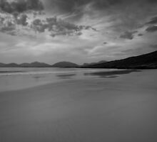 Luskentyre by English Landscape Prints