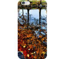 Boston, Fall Reflection  iPhone Case/Skin