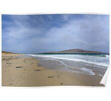 Luskentyre - Isle of Harris Poster