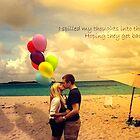 Suns Set On Loving Hearts by Ross Baraga