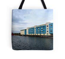 Gloucester Docks Tote Bag