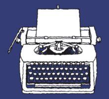 typewriter by denip
