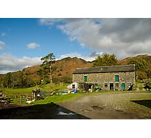 Lake District Scenery Photographic Print