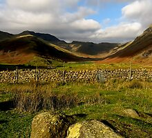 Langdale Views by Stephen Smith