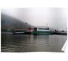 Misty Ullswater Poster