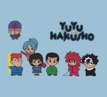 Chibi Hakusho!  by alexhefe