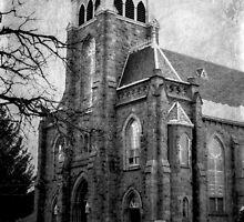 St Nicholas Roman Catholic Church by Jane Neill-Hancock
