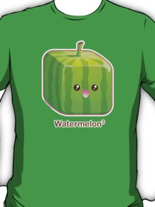 Cute Square Watermelon T-Shirt
