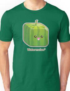 Cute Square Watermelon Unisex T-Shirt