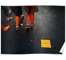 NYE Canberra #4 - 2013 Poster