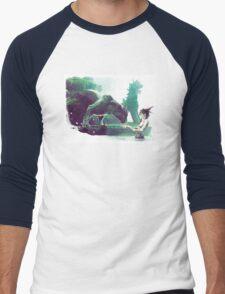 Kachina Men's Baseball ¾ T-Shirt
