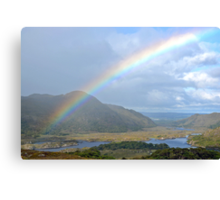 Ladies View - Ring of Kerry - Ireland Canvas Print