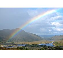 Ladies View - Ring of Kerry - Ireland Photographic Print