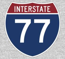 Interstate 77 by cadellin
