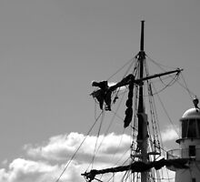 Man on the Mast by Matt McLarty