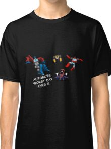 AUTOBOTS WORST DAY EVER !!! Classic T-Shirt