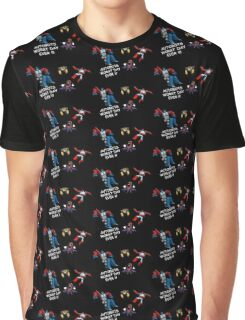 AUTOBOTS WORST DAY EVER !!! Graphic T-Shirt
