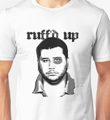 George Zimmerman - Roughed Up (1) Unisex T-Shirt