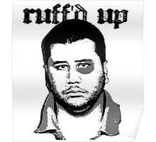 George Zimmerman - Roughed Up Poster