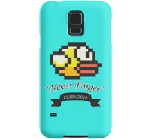 R.I.P. Flappy Bird Samsung Galaxy Case/Skin