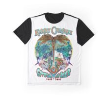 Kenny Chesney Spread the Love Tour 2 Graphic T-Shirt