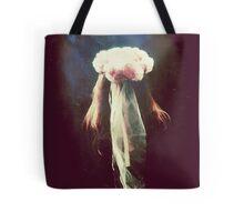 Vintage Bride Tote Bag