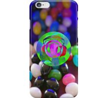 Lollipop Likes Headphone Rock iPhone Case/Skin