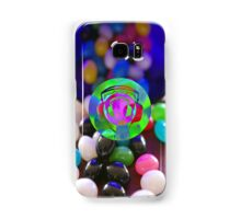 Lollipop Likes Headphone Rock Samsung Galaxy Case/Skin