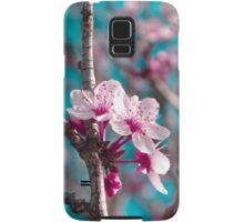 Pink Blossoms Samsung Galaxy Case/Skin