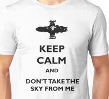 Keep Calm Firefly - Serenity Unisex T-Shirt