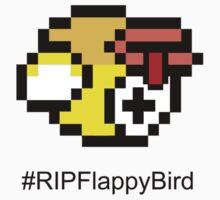 RIP Flappy Bird One Piece - Long Sleeve
