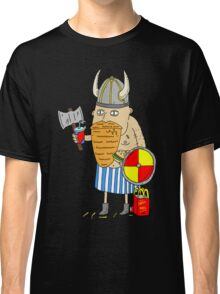 Fast Food Viking Classic T-Shirt
