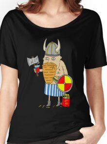 Fast Food Viking Women's Relaxed Fit T-Shirt