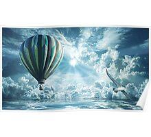 Float Away Poster