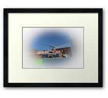 Fair Ride Framed Print