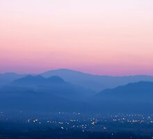 Pink Sunrise by shirleyglei