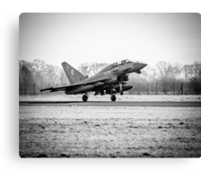 RAF Typhoon Canvas Print