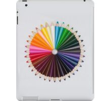 Pencil Sun iPad Case/Skin