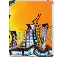 Soft bricks iPad Case/Skin