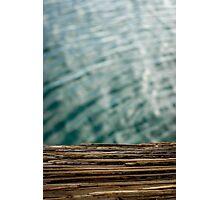 Harbor Wood Photographic Print