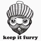 Keep it Furry by Monkeytotem