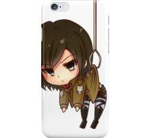 Mikasa Headphones iPhone Case/Skin